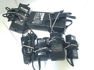 JOBLOT-OF-6-HP-LAPTOP-CHARGERS-ALL-TESTED-WORKING