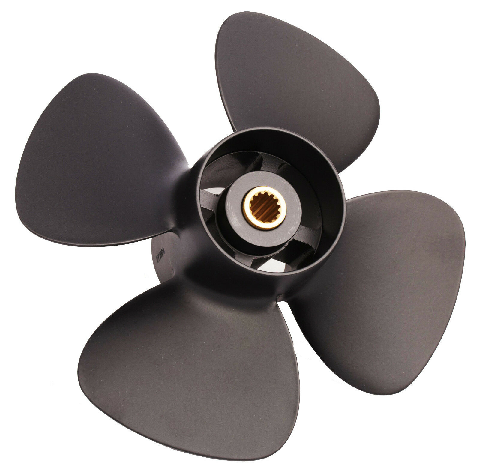 SOLAS Propeller Aluminium 4 - Tohatsu 10 x 7 für Tohatsu - 9,9, 15, 18 & 20 PS Schubprop 6a26a7