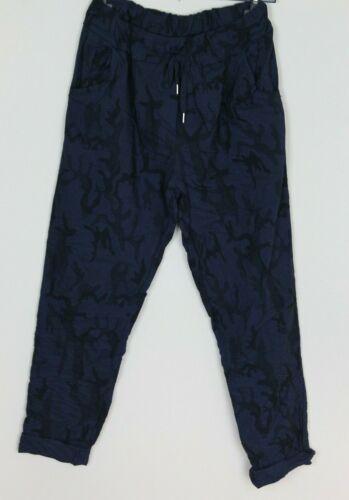 Nouveau Femme italien camouflage Doux Stretch Léger Confortable Jeggings Pantalon