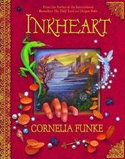 Complete Set Series - Lot of 3 Inkheart books by Cornelia Funke (Fantasy) YA