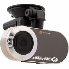 "Navig8r Car Crash Camera Full HD 1080P GPS Tracking 2.7"" LCD CrashCam Recorder"