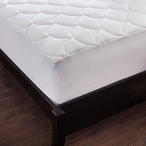 Gavotte Home Enhanced Protection Mattress Pad - Hypoallergenic, Waterproof 100%