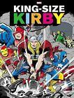 King Size Kirby (slipcase) by Jack Kirby, Stan Lee, Joe Simon (Hardback, 2015)