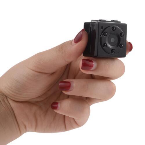 FULL HD mini IP Überwachungskamera Nachtsicht Bewegungsmelder Video Ton Bild A33