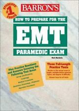 How to Prepare for the EMT Paramedic Exam-ExLibrary