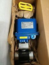 Indelac Ms4bf07 10 Rotary Electric Actuator 400 Lb In Torque Nema 4 15 Npt