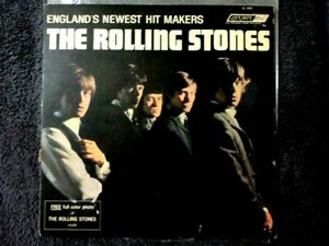THE ROLLING STONES ENGLANDS NEWEST HITMAKERS VINYL LP 1964 UNBOXED ARL6291TI