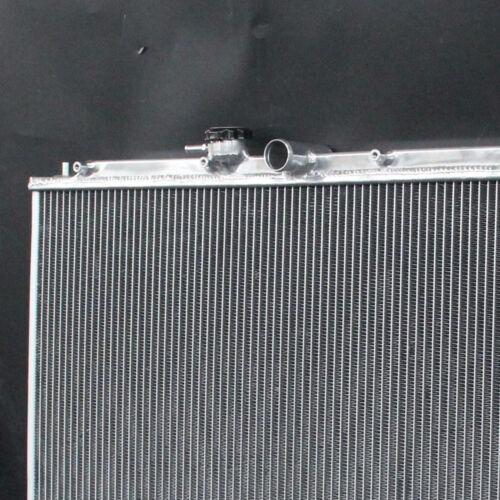 2-Row//CORE Aluminum Radiator For Acura CL Premium Type-S TL Type-S V6 3.2L 01-03