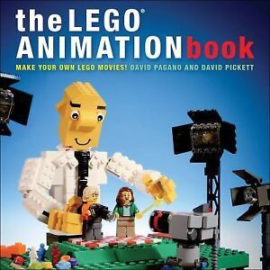 the lego animation book make your own lego movies by david pagano