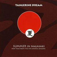Tangerine Dream - Summer In Nagasaki [new Cd] on Sale