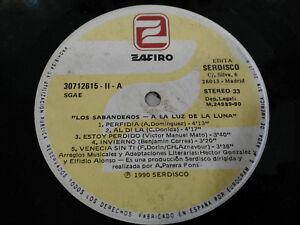 LOS-SABANDENOS-A-LA-LUZ-DE-LA-LUNA-1990-2-X-LP-VINILO-VINYL-12-034-G-SIN-PORTADA