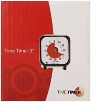Time Timer, 3 Inch , New, Free Shipping