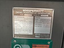 Multiquip Diesel Generator Dca 150