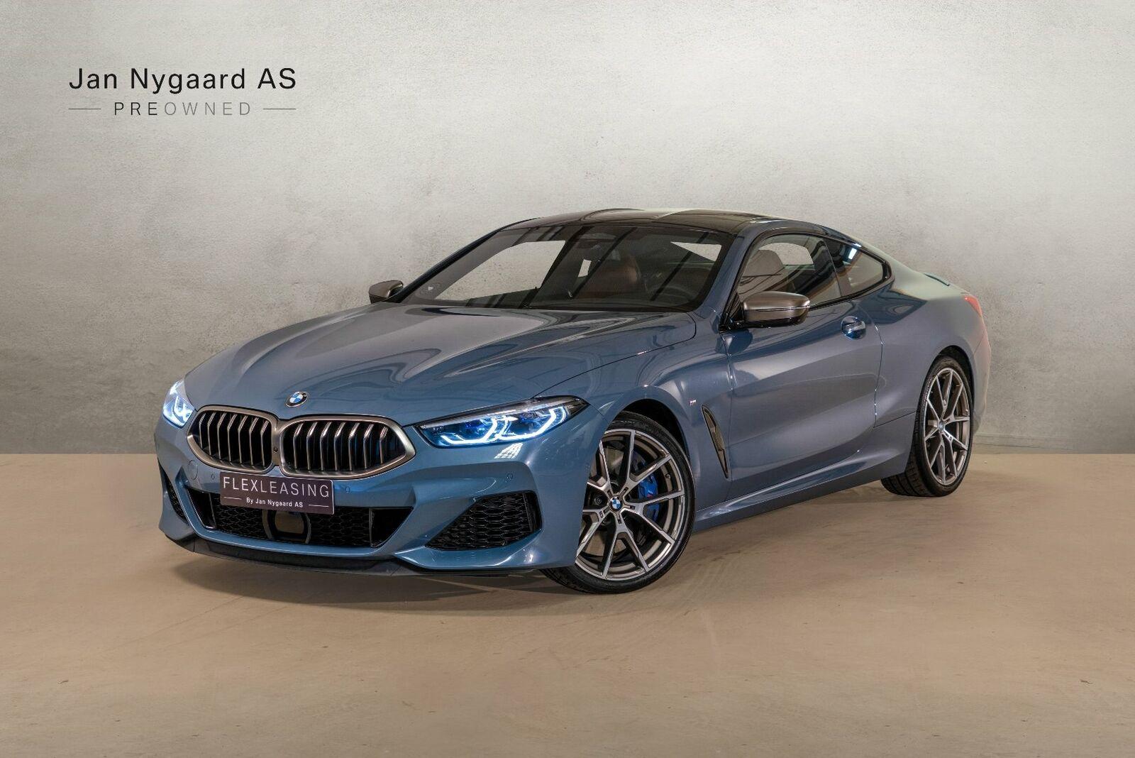 BMW M850i 4,4 Coupé xDrive aut. 2d - 18.711 kr.