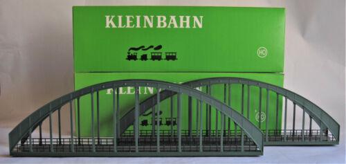 16,75€//St. Kleinbahn Bogenbrücken gerade in H0
