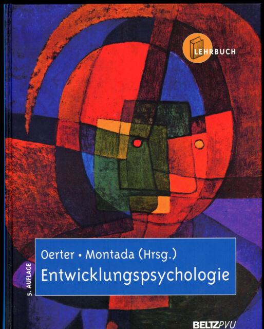Oerter, Montada - Entwicklungspsychologie (2002, Gebunden, neuwertig) BELTZ PVU