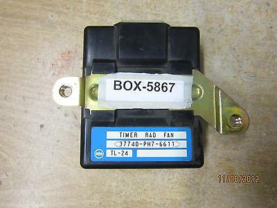 97-99 Acura CL OEM radiator fan timer relay module part # 37740-P0H-A000