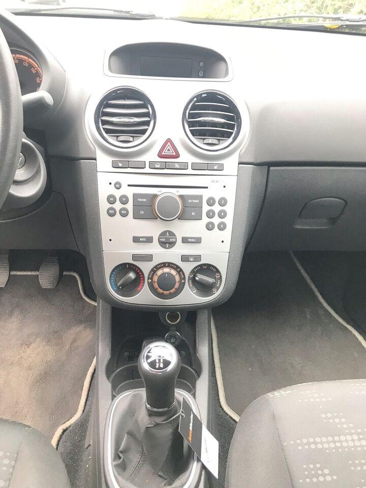 Opel Corsa, 1,0 12V Enjoy, Benzin
