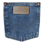 WRANGLER-Men-039-s-Cowboy-Cut-Original-Fit-Stonewashed-Denim-Blue-Jeans-13MWZGK-NWT thumbnail 4