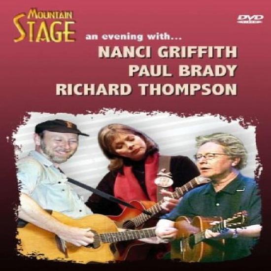 Griffith, Nancy / Paul Brady / Richard Thompson - An Evening with... DVD NEU OVP