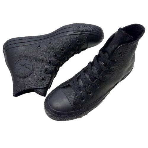 Leather Taglia Star Mono 6 135251c ginnastica da Black 39 Uk scarpe Hi Eu All Converse EFS1xqHw