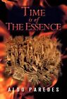 Time Is of The Essence by Aldo Paredes 9781450271943 Hardback 2010