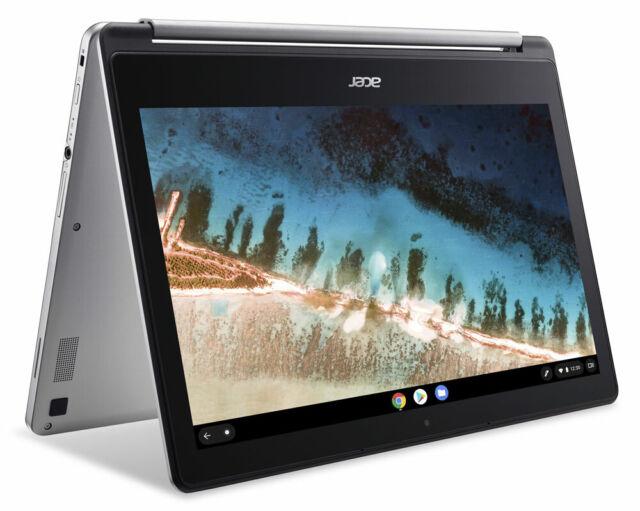 "NEW - Acer R13 Mediatek 2-in-1 Touch 4GB/64GB Chromebook, 13.3"" FHD - SEALED"