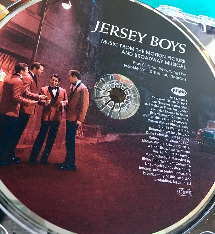 Soundtrack: Jersey Boys: Frankie Valli & The Four Seasons,