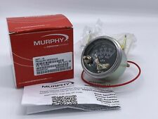 20p7 75 Murphy Oil Pressure Gauge 0 75 Psi With Lockout 05703206