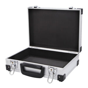 Aluminum-Toolboxes-Hard-Hand-Gun-Cases-Office-File-Briefcase-Travel-Flight-Cases