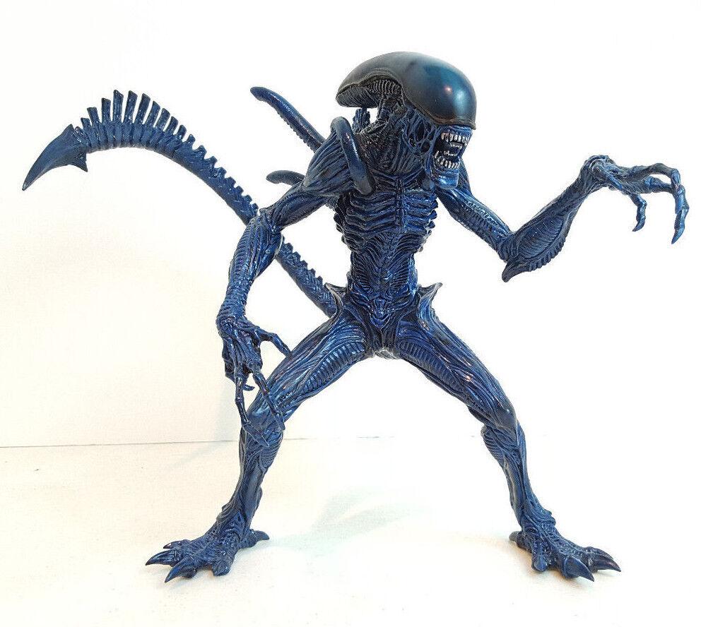 Furyu Alien Aliens Avp figura Japón Variante Exclusiva Azul