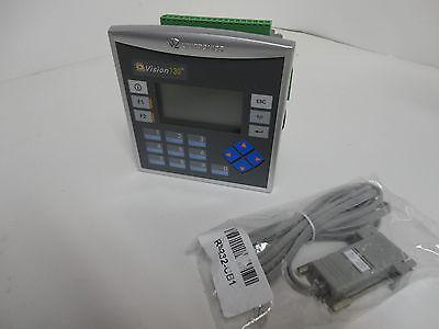 Unitronics Vision V130-33-T38 Combo PLC//HMI 16//2 DI//AI in 16out transistor