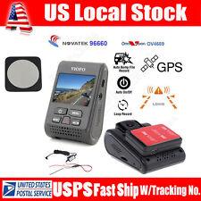 VIOFO A119 1440P GPS Car Dash Camera + Hard Wire+Adhensive Polarizing Lens CPL