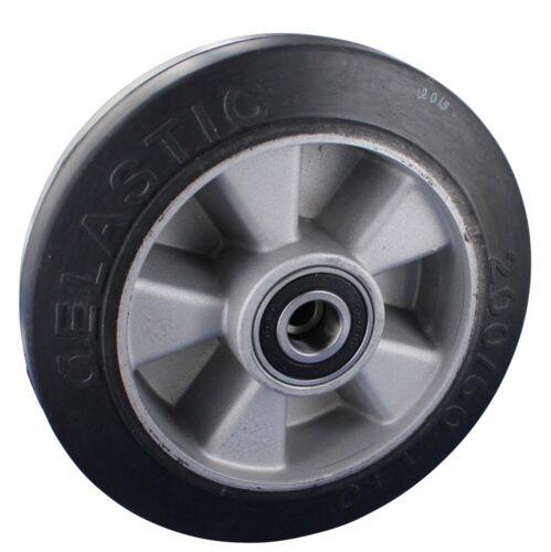 Rad 300mm Elastic-Gummi Kugellager Tragfähigkeit:650KG