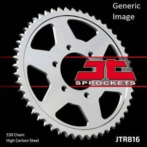 JT Sprockets Steel Rear Sprocket 43T 530 JTR816.43