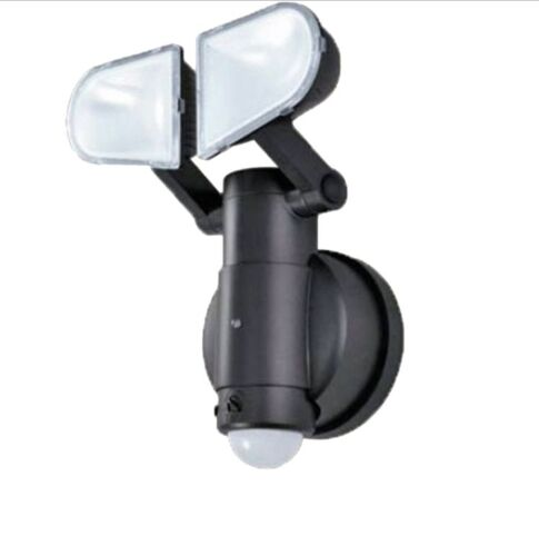 LED Aussenlampe Batterie Sensor Aussenleuchte Bewegungsmelder Lampe Leuchte