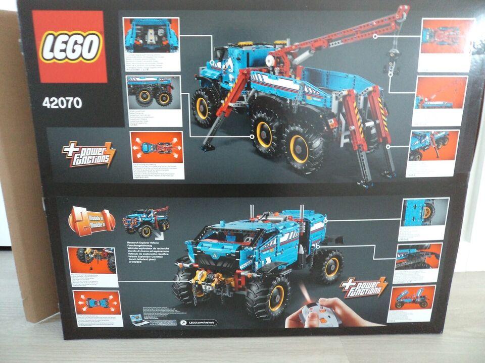 Lego Technic, Lego 42070