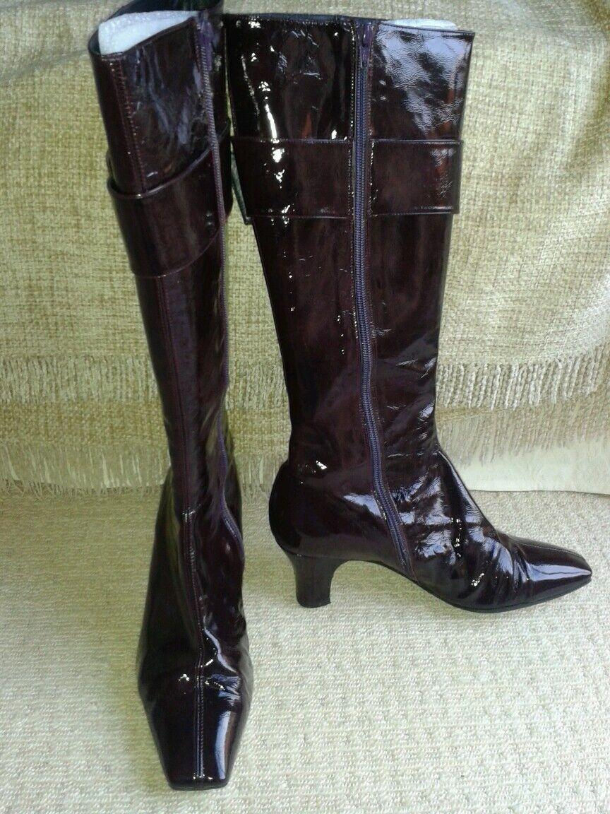 Retro Women's style Rivet England style Women's Round toe Block Kitten Heels Ankle Boots shoes 3f23d6