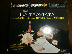 La-Traviata-Anna-Moffa-Richard-Tucker-Robert-Merrill-2-CD-VGC