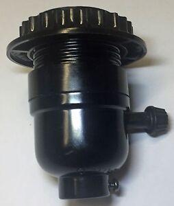 3-Way Turn Knob Phenolic Medium Edison Base Light Socket 1 ...
