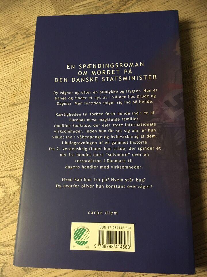 Månegrus, Lene Rikke Bresson, genre: roman