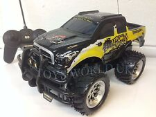 AMERICAN MONSTER TRUCK Radio Remote Control Car QUICK RAPID SPEED