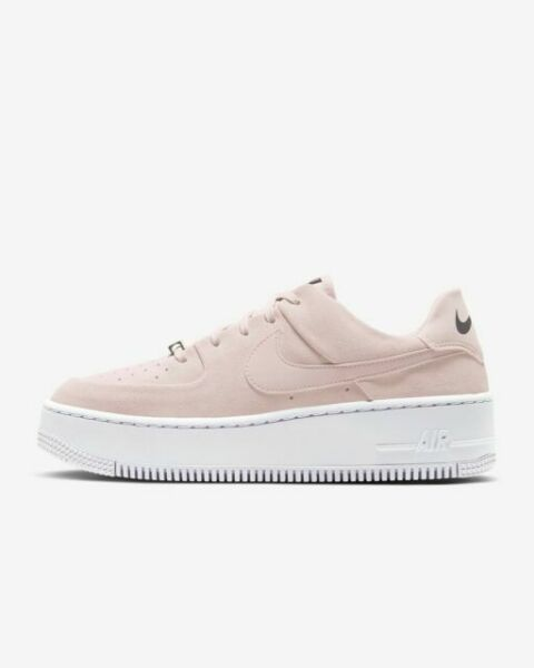 Size 8 - Nike Air Force 1 Sage Low Barely Rose for sale online   eBay