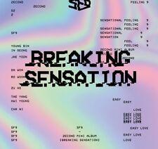 Breaking Sensation EP * by Sf9 (CD, Apr-2017)