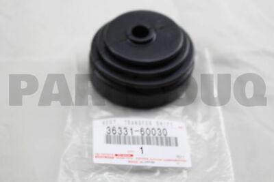 3633160030 Genuine Toyota BOOT NO.2 36331-60030 TRANSFER SHIFT LEVER