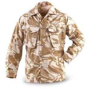 leggera Unito Regno Desert britannico modello Dpm camicia Giacca 0npqwz5Sw