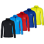with Blue Zip programme Long Sleeves Man Mis S Ski Thermal Shirt