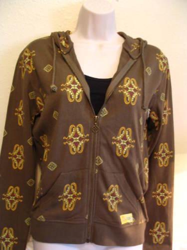 Satori Eco Bamboo para  mujer con cremallera con capucha y grandes  nuevo listado