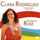 Clara Rodriguez plays the Piano M von Clara Rodriguez (2014)