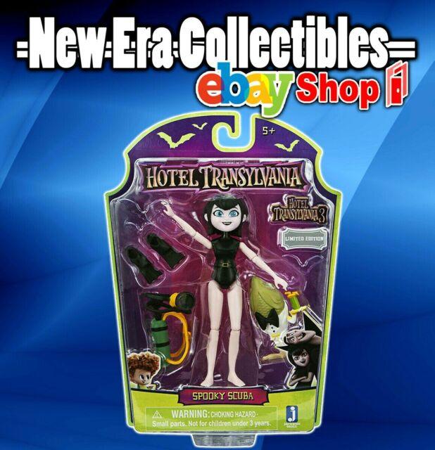 Jazwares Hotel Transylvania 3 Spooky Scuba Limited Edition